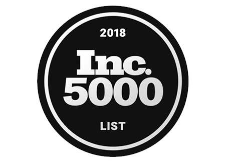 Nayamode is delighted to be featured on the Inc.5000 list of Fastest Growing Companies in America