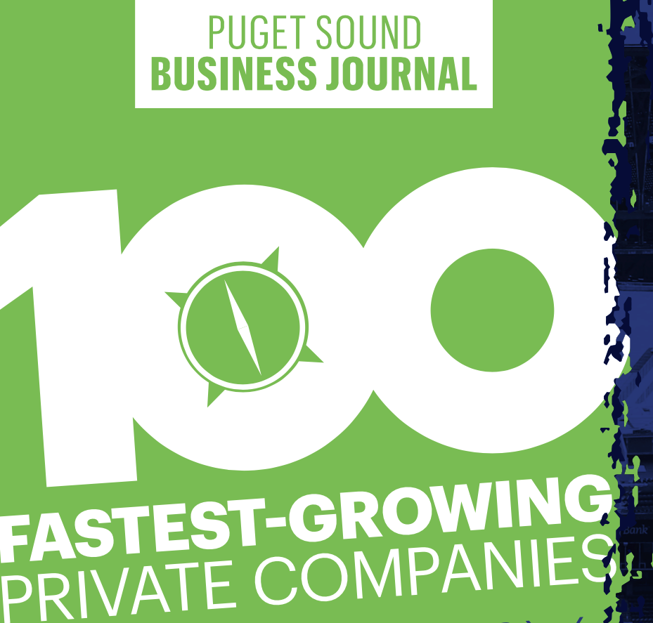 Nayamode is delighted to be featured as fastest growing private companies in WA state