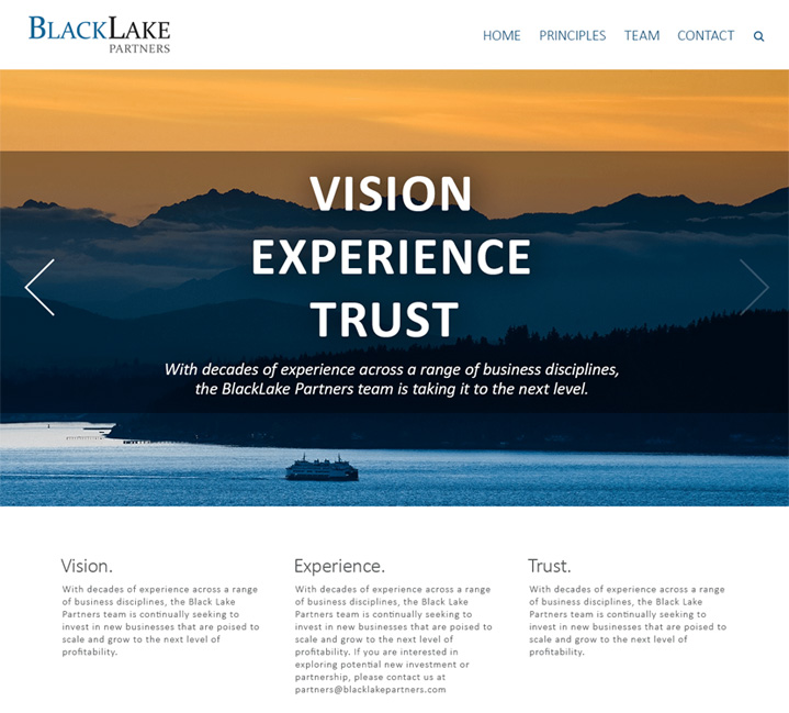 BlackLake Partner