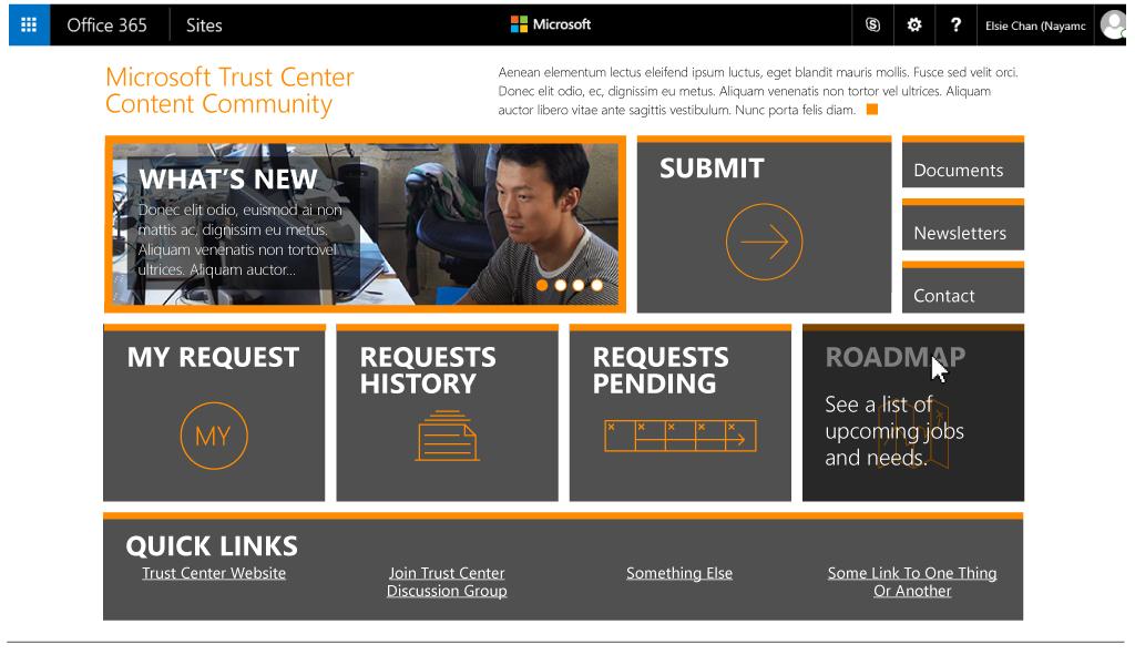 Microsoft Trust Center