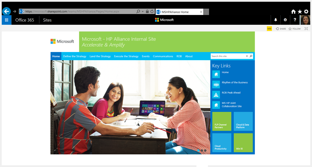 Microsoft – HPAlliance