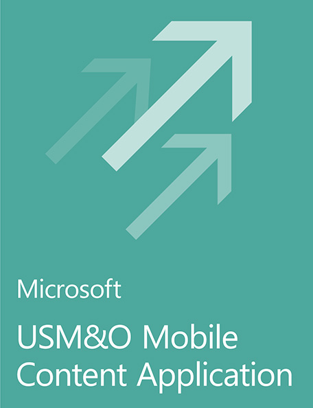 US M&O Mobile Content Application