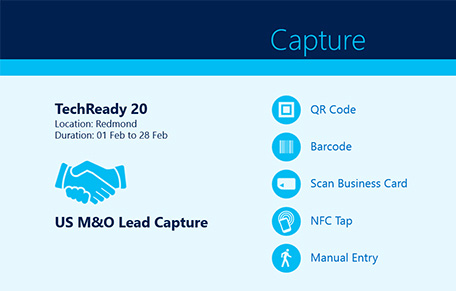 US M&O Lead Capture App