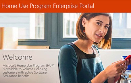 Microsoft – Home Use Program