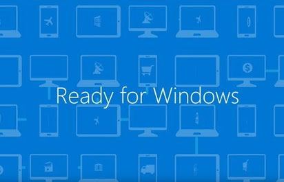 Microsoft Ready for Windows