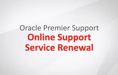 Oracle Store Renewals Video